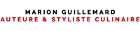Marion Guillemard, styliste culinaire